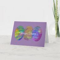 Secret Pal Easter Holiday Card