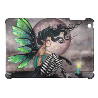 Secret Place Gothic Fairy and Candle Fantasy Art Case For The iPad Mini