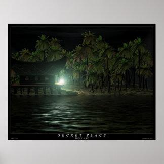 Secret Place Poster