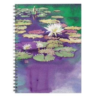 Secret Pond Notebook