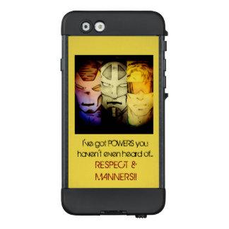 SECRET POWERS! - Phone case... NEW DESIGN LifeProof NÜÜD iPhone 6 Case