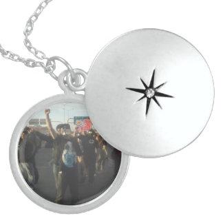Secret Protest Personalized Necklace