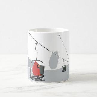 Secret rendezvous coffee mug