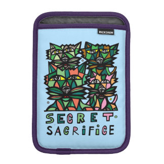 """Secret Sacrifice"" iPad Mini Soft Case"
