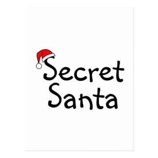 Secret Santa 2 Postcard