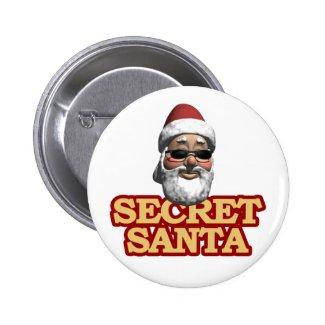 Secret Santa button