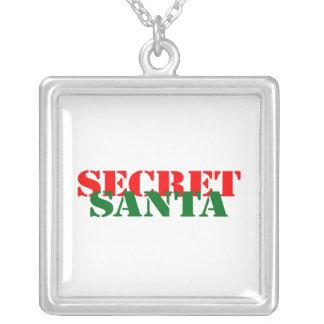 Secret Santa Pendants