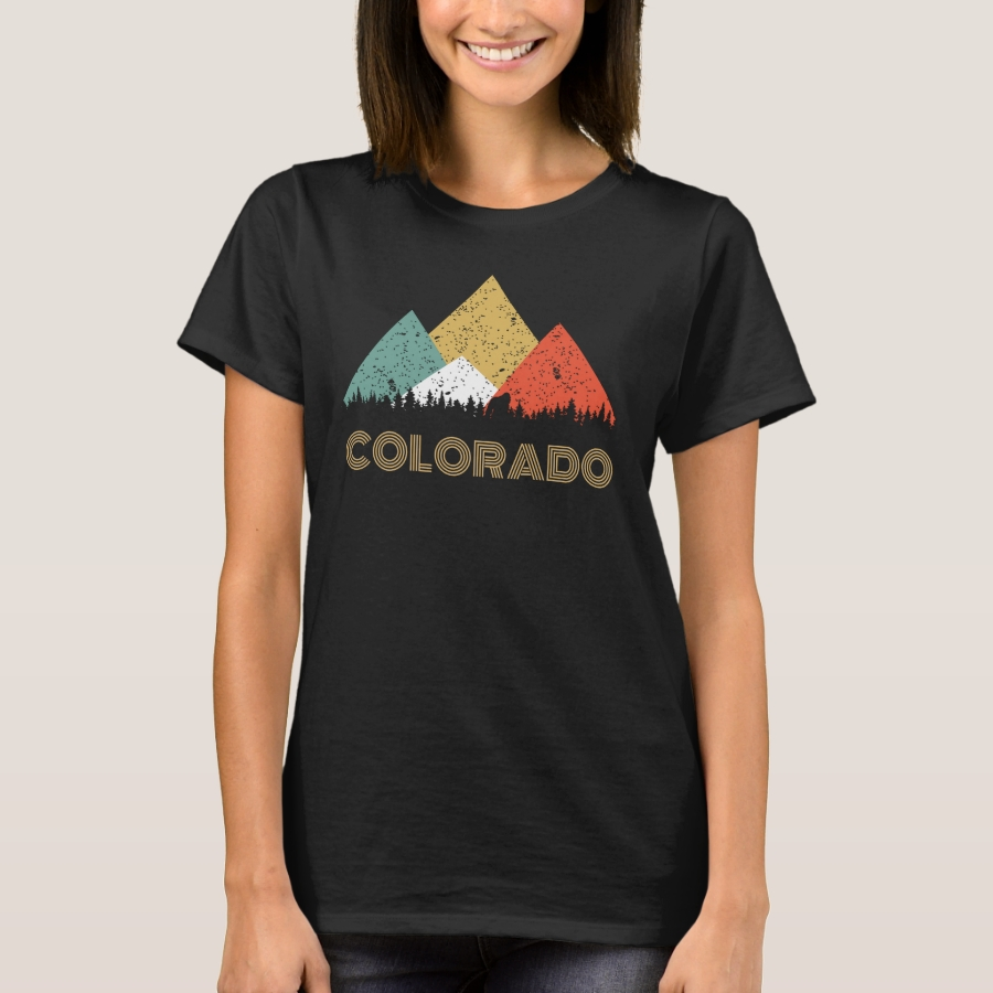 Secret Sasquatch Hidden Retro Colorado Hiding T-Shirt - Best Selling Long-Sleeve Street Fashion Shirt Designs