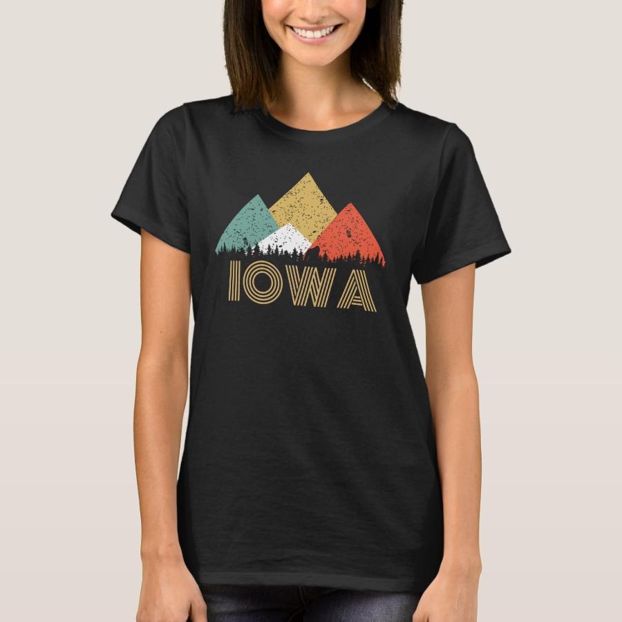 Secret Sasquatch Hidden Retro Iowa  Hiding Bigfoot T-Shirt - Best Selling Long-Sleeve Street Fashion Shirt Designs