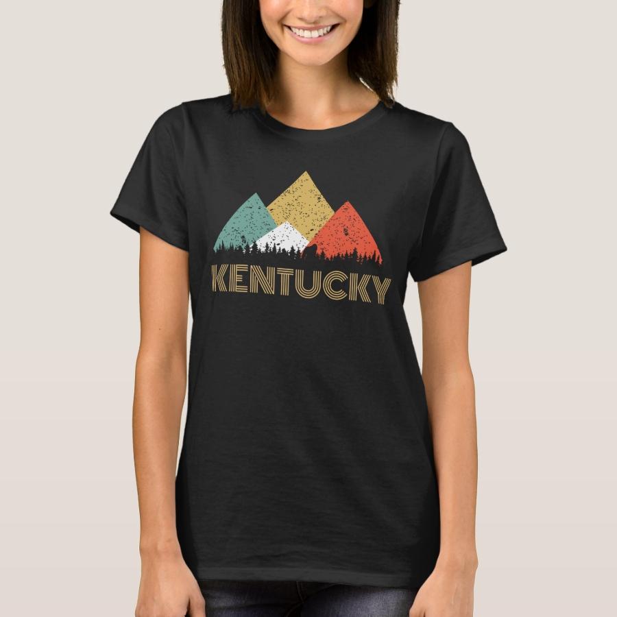 Secret Sasquatch Hidden Retro Kentucky Hiding T-Shirt - Best Selling Long-Sleeve Street Fashion Shirt Designs