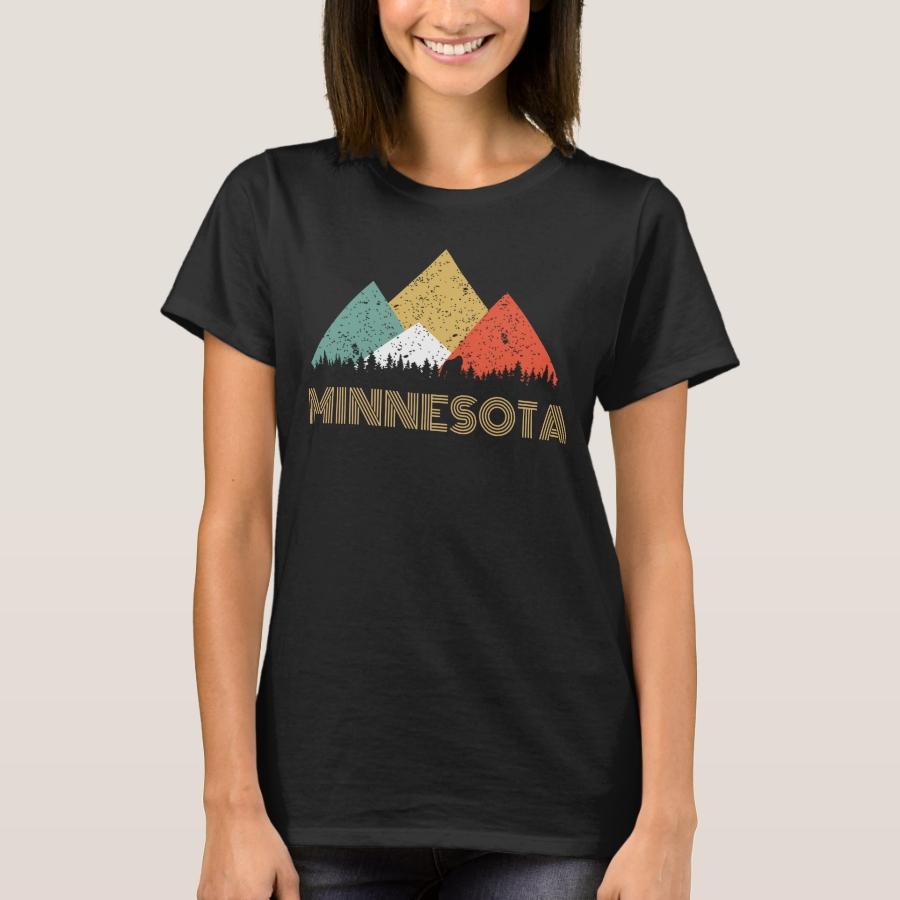Secret Sasquatch Hidden Retro Minnesota Hiding T-Shirt - Best Selling Long-Sleeve Street Fashion Shirt Designs