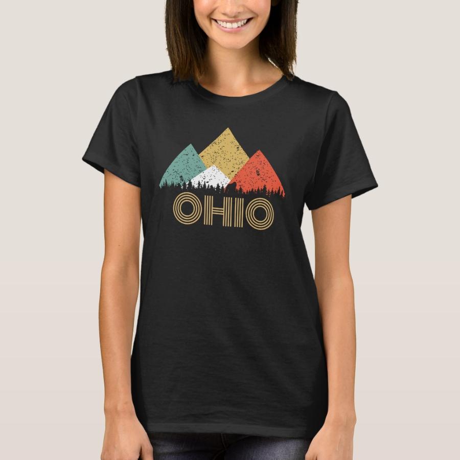 Secret Sasquatch Hidden Retro Ohio Hiding Bigfoot T-Shirt - Best Selling Long-Sleeve Street Fashion Shirt Designs