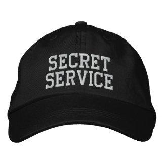 SECRET SERVICE BASEBALL CAP