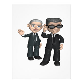 Secret Service Flyers