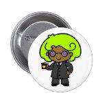 Secret Service Girl 1 Pin