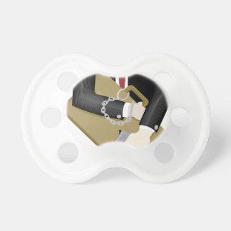 secret-service pacifier