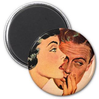 secret sharing or 'Doris, your slip is showing' Magnet
