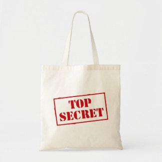Secret signal tote bag