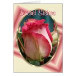 Secret Sisters-customize Card