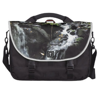 Secret Smoky Mountain Waterfall Bags For Laptop