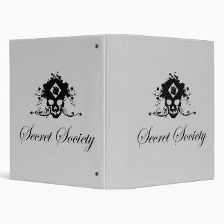 Secret society - binders