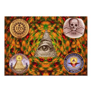 Secret Society Card