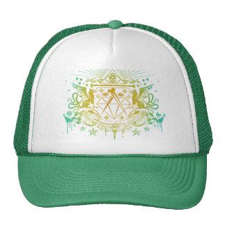 Secret Society Trucker Hat