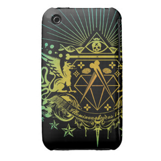 Secret Society iPhone 3 Case-Mate Case