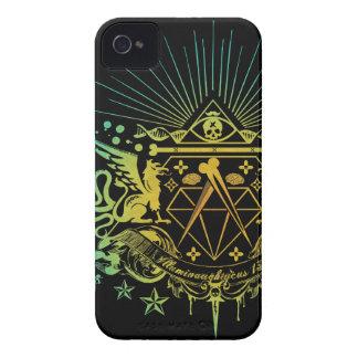 Secret Society iPhone 4 Case-Mate Case