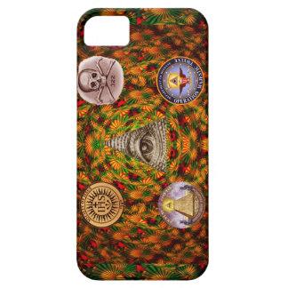 Secret Society iPhone SE/5/5s Case