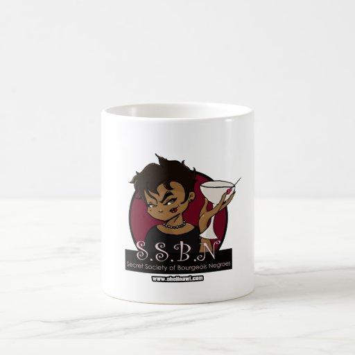Secret Society of Bourgeois Negroes Coffee Mug