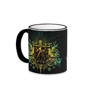 Secret Society Ringer Mug