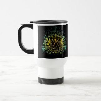 Secret Society Travel Mug