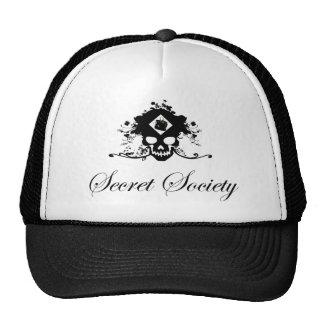 Secret society - trucker hat