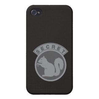 Secret Squirrel iPhone 4 Case