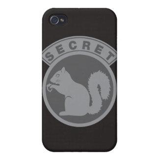 Secret Squirrel iPhone 4 Covers