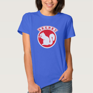 Secret Squirrel Tshirts