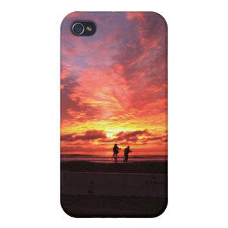 Secret Sunset iPhone 4 case