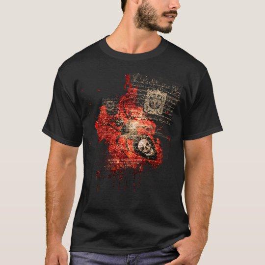 Secret Symbols and Writings T-Shirt
