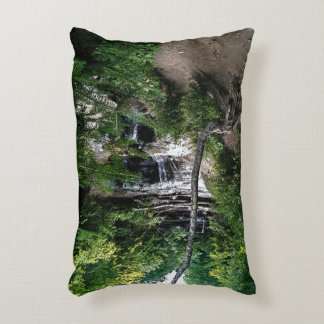 secret waterfall accent pillow