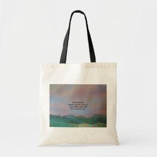 Secret World Tote Bag