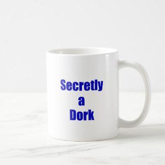 Secretamente un Dork Tazas De Café