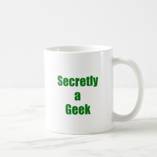 Secretamente un friki tazas de café