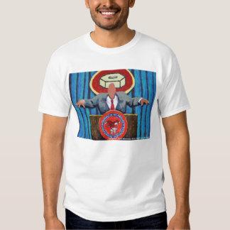 Secretaria de la defensa de la camiseta de playeras