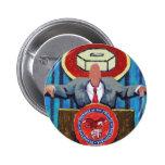 ¡Secretaria de la defensa de Zomblandia! Pins