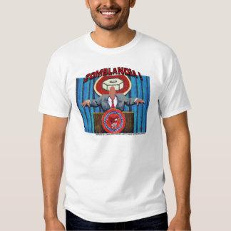 Secretaria de la defensa del camisetas de playeras