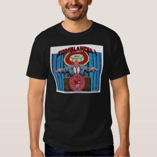 Secretaria de la defensa del camisetas de poleras