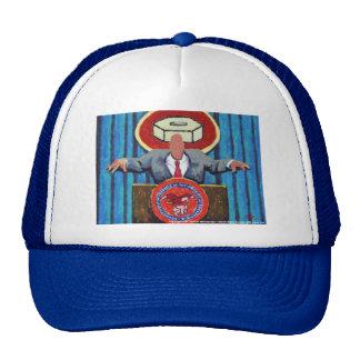 Secretaria de la defensa del gorra de Zombladia