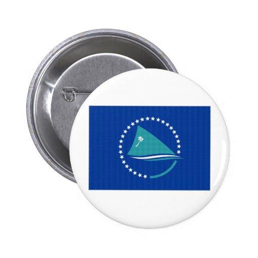 Secretaría del Commu pacífico Pin Redondo 5 Cm