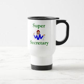Secretaria Mug Taza De Viaje